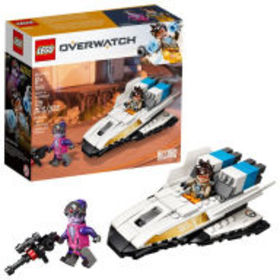 Title: LEGO Overwatch Tracer & Widowmaker 75970
