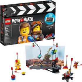 Title: The LEGO Movie 2: Movie Maker 70820