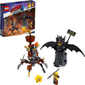 Title: The LEGO Movie 2: Battle-Ready Batman and M