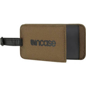 Incase Designs Corp Travel Luggage Tag (Bronze)