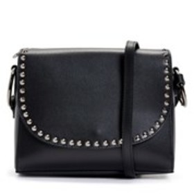 VALENTINA FIORE Made in Italy Studded Leather Sadd
