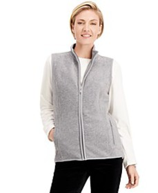 Sport Zip-Up Zeroproof Fleece Vest, Created for Ma