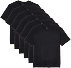 Jockey V-Neck T-Shirt 6-Pack