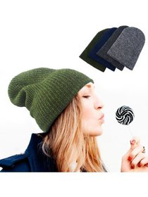 Beanie Hat for Women by Zodaca Chunky Soft Knit Un