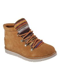 Women's Skechers BOBS Alpine Smores Ankle Boot
