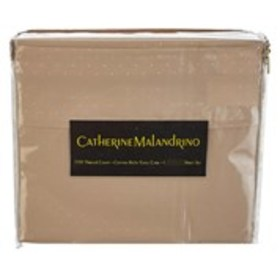 CATHERINE MALANDRINO Mini Dot 4-Piece 700-Thread C