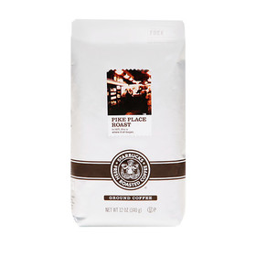 Starbucks Pike Place Medium Roast, Ground
