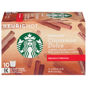 Starbucks Signature Collection Cinnamon Dolce Flav