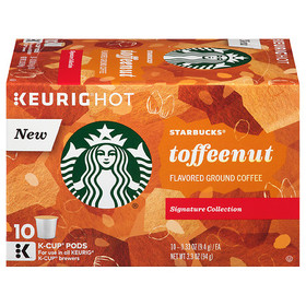 Starbucks Signature Collection Ground Coffee K-Cup