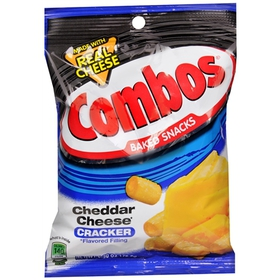 Combos Muddy Buddies Cheddar Cheese Cracker