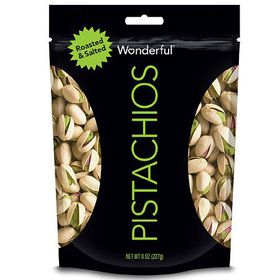 Wonderful In Shell Pistachios Roasted & Salted