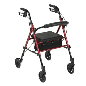 Drive Medical Harmony Adjustable Height Rollator 6