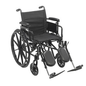 Drive Medical Cruiser X4 Dual Axle Wheelchair with