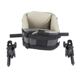 Wenzelite Rehab Trunk Support for Trekker Gait Tra