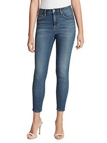 Jessica Simpson Relaxed-Fit Skinny Ankle Jeans STE