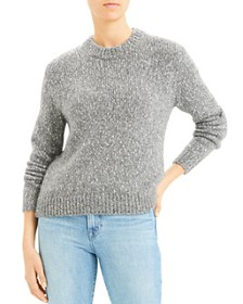 Theory - Speckled Knit Sweater