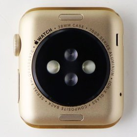 OEM Apple Smartwatch Housing - 38mm - A1553 - Gold on sale at Walmart