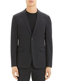 Theory - Clinton Mélange Slim Fit Blazer