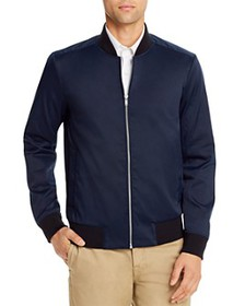 Theory - Brant Regular Fit Bomber Jacket