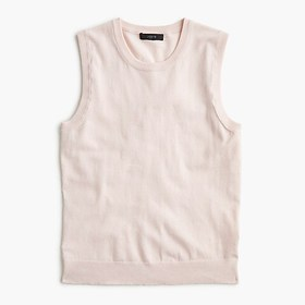 J. Crew Cotton Jackie shell