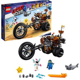 LEGO Movie MetalBeard's Heavy Metal Motor Trike! 7