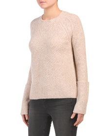 RACHEL RACHEL ROY Elle Big Cuff Sweater