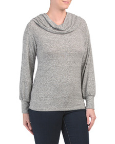 COIN 1804 Made In Usa Long Sleeve Off The Shoulder