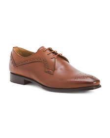 DINO DRAGHI Men's Leather Shoe