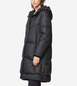 Cole Haan GRANDSERIES Marshmallow Down Coat