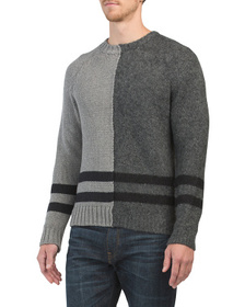 FRENCH CONNECTION Supersoft Mohair Hybrid Sweater