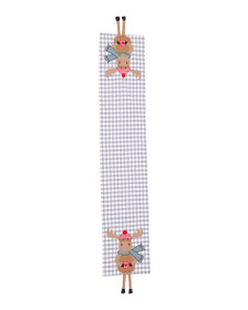 ISAAC MIZRAHI Moose Dang Legs Table Runner