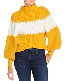 FRENCH CONNECTION - Sophia Balloon-Sleeve Sweater