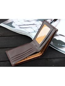 Money Clip Wallet - Credit Card Holder with RFID B