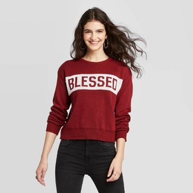 Women's Blessed Pullover Sweater - Modern Lux (Jun