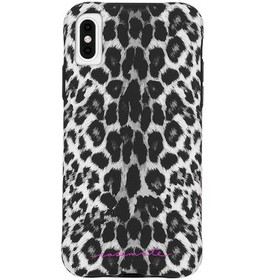 Case-Mate iPhone Xs Max Wallpapers Grey Leopard Ca