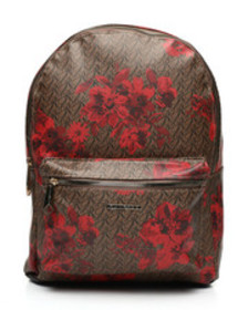 Rampage floral printed backpack
