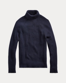 Purple Label Wool-Cashmere Sweater
