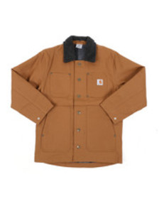 Carhartt full swing chore coat fleece lined (8-20)