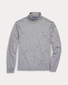 Polo Ralph Lauren Cotton Interlock Turtleneck