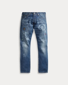 Polo Ralph Lauren Sullivan Slim Graphic Jean