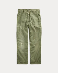 Polo Ralph Lauren Relaxed Fit Distressed Pant