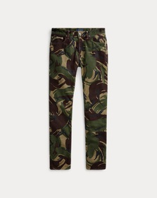 Big & Tall Stretch Classic Fit Camo Pant