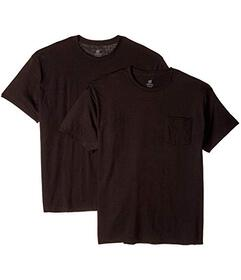 Hanes X-Temp® FreshIQ® Workwear Pocket T