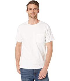 Hanes Beefy-T Crew Neck Pocket Short Sleeve T-Shir
