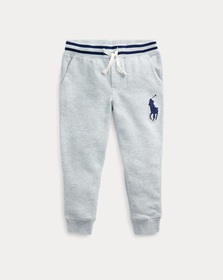Boys 2-7 Big Pony Cotton Terry Pant