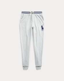 Boys 8-20 Big Pony Cotton Terry Pant
