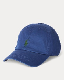 Boys 8-20 Cotton Chino Baseball Cap