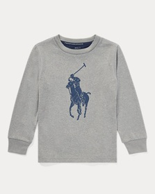 Boys 2-7 Big Pony Performance Tee