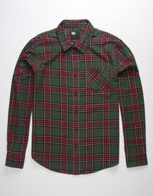 RSQ Uptown Mens Flannel Shirt_