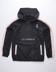 LA FAMILIA Descendant Mens Anorak Jacket_